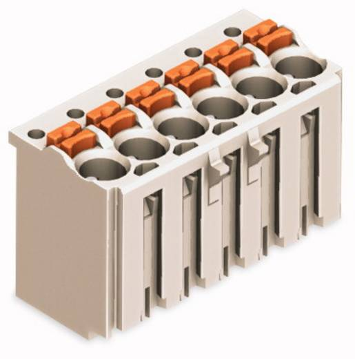 Stiftgehäuse-Platine 2091 Polzahl Gesamt 5 WAGO 2091-1125 Rastermaß: 3.50 mm 200 St.