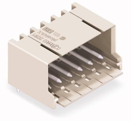 Stiftgehäuse-Platine 2091 Polzahl Gesamt 8 WAGO 2091-1428/200-000 Rastermaß: 3.50 mm 100 St.