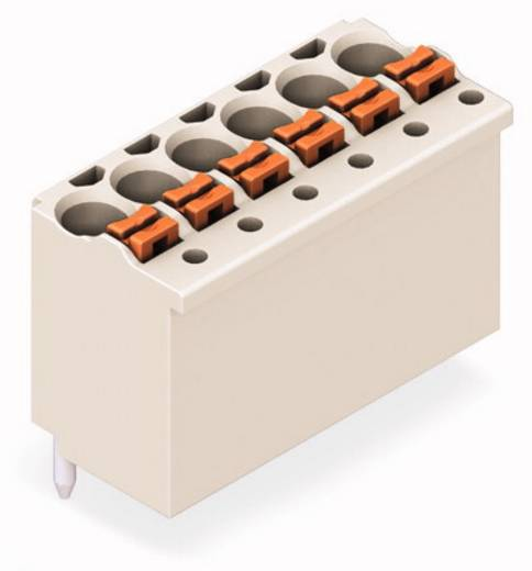 WAGO 2091-1180 Stiftgehäuse-Platine 2091 Polzahl Gesamt 10 Rastermaß: 3.50 mm 100 St.
