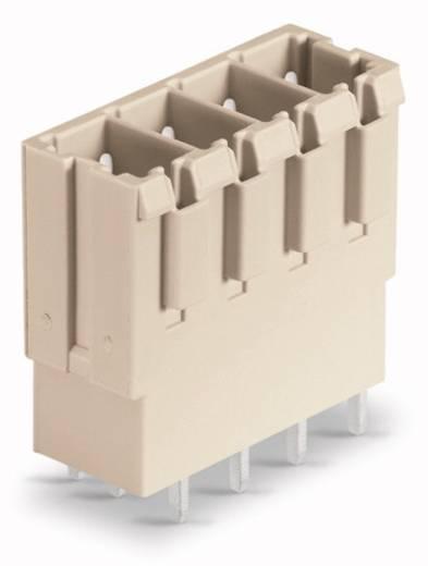 WAGO 831-3604 Stiftgehäuse-Platine 831 Polzahl Gesamt 4 Rastermaß: 7.62 mm 24 St.