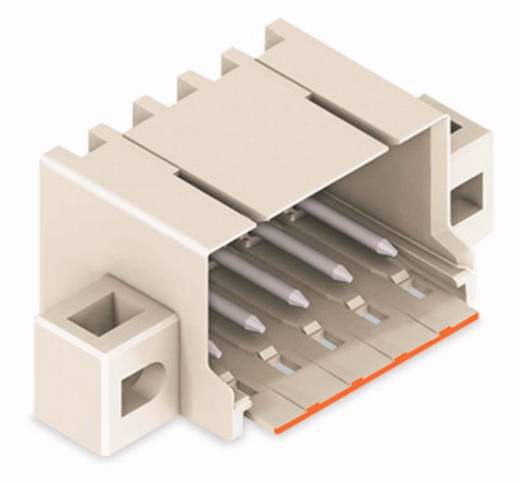 Stiftgehäuse-Platine 2091 Polzahl Gesamt 10 WAGO 2091-1430/005-000 Rastermaß: 3.50 mm 100 St.