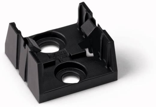 Montageplatte WAGO 890-624 Schwarz 100 St.