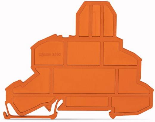 Endplatte für Sicherungsklemmen WAGO Inhalt: 100 St.