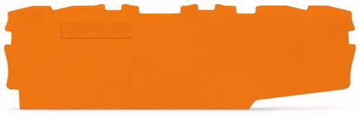 Abschluss- und Zwischenplatte WAGO Inhalt: 100 St.