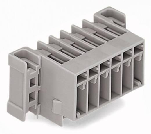 WAGO Buchsengehäuse-Platine 769 Polzahl Gesamt 12 Rastermaß: 5 mm 769-672/003-000 25 St.