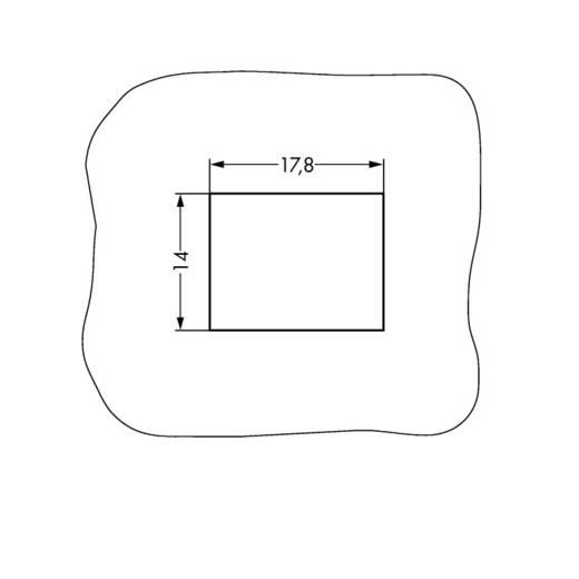 Netz-Steckverbinder Serie (Netzsteckverbinder) WINSTA MINI Stecker, gerade Gesamtpolzahl: 2 16 A Pink WAGO 890-792 50 S