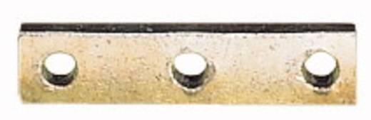 Querverbinderlasche mit Schrauben und Unterlegscheiben WAGO Inhalt: 10 St.