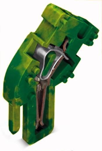 Einzelklemme 5 mm Zugfeder Belegung: PE Grün-Gelb WAGO 769-515/000-016 250 St.