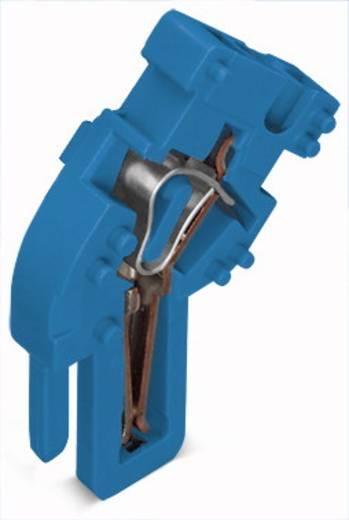 Einzelklemme 5 mm Zugfeder Belegung: N Blau WAGO 769-513/000-006 250 St.