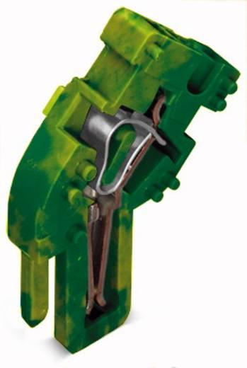 Einzelklemme 5 mm Zugfeder Belegung: PE Grün-Gelb WAGO 769-513/000-016 250 St.