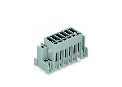 WAGO 769-636/004-000 Buchsengehäuse-Platine 769 Polzahl Gesamt 6 Rastermaß: 5 mm 50 St.