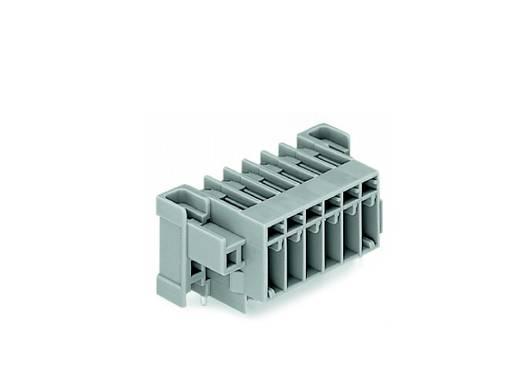 Buchsengehäuse-Platine 769 Polzahl Gesamt 6 WAGO 769-666/004-000 Rastermaß: 5 mm 50 St.