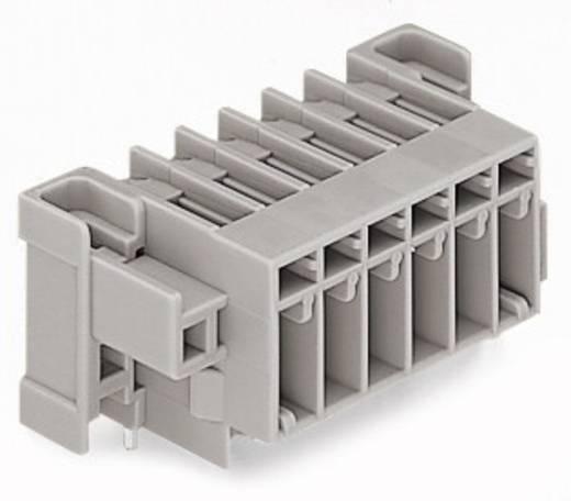 WAGO Buchsengehäuse-Platine 769 Polzahl Gesamt 7 Rastermaß: 5 mm 769-667/004-000 50 St.