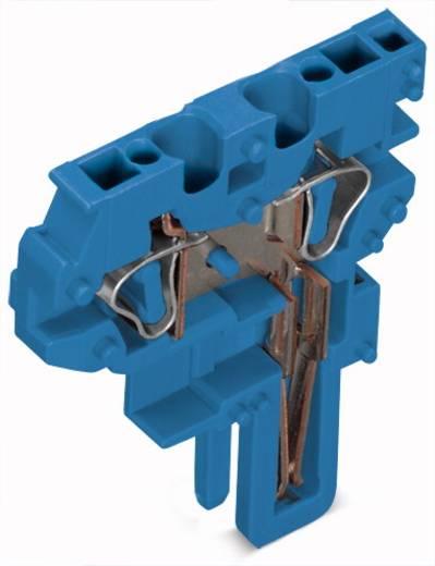 Einzelklemme 5 mm Zugfeder Belegung: N Blau WAGO 769-505/000-006 250 St.