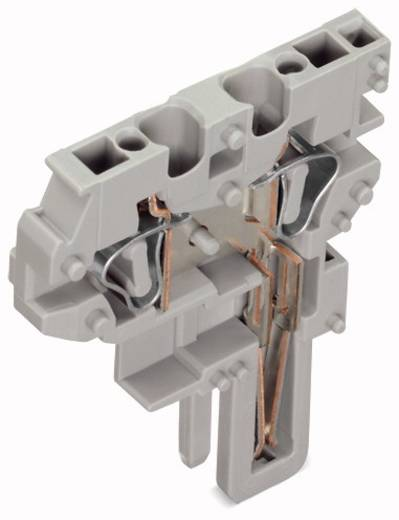 Einzelklemme 5 mm Zugfeder Belegung: L Grau WAGO 769-505 250 St.