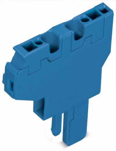 Einzelklemme 5 mm Zugfeder Belegung: N Blau WAGO 769-504/000-006 250 St.