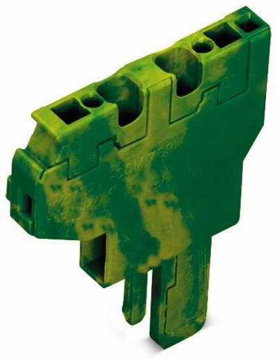 Einzelklemme 5 mm Zugfeder Belegung: PE Grün-Gelb WAGO 769-504/000-016 250 St.