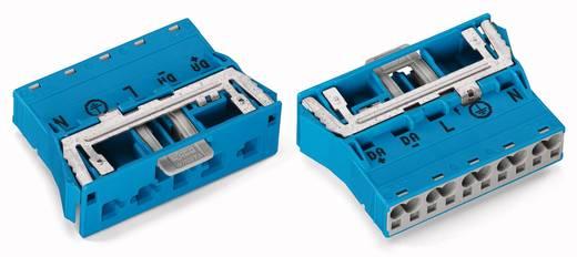 Netz-Steckverbinder WINSTA MIDI Serie (Netzsteckverbinder) WINSTA MIDI Stecker, gerade Gesamtpolzahl: 4 + PE 25 A Blau W