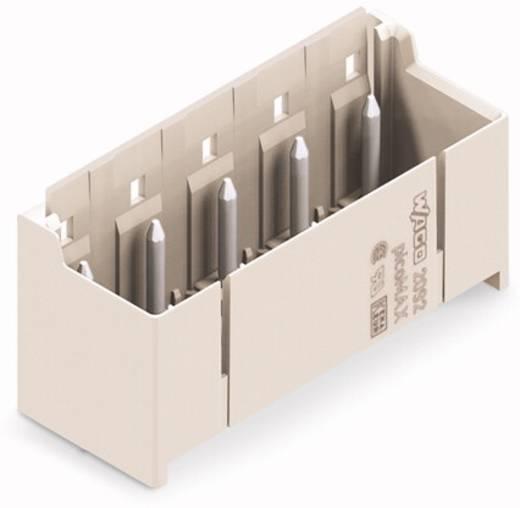 Stiftgehäuse-Platine 2092 Polzahl Gesamt 5 WAGO 2092-3405 Rastermaß: 7.50 mm 100 St.