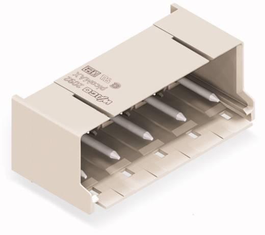 Stiftgehäuse-Platine 2092 Polzahl Gesamt 4 WAGO 2092-3424 Rastermaß: 7.50 mm 100 St.