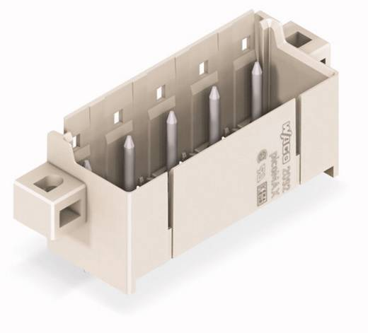 Stiftgehäuse-Platine 2092 Polzahl Gesamt 3 WAGO 2092-3403/005-000 Rastermaß: 7.50 mm 100 St.