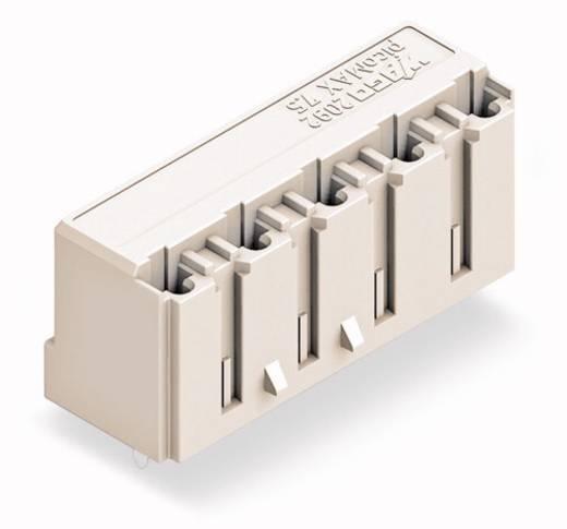 Buchsengehäuse-Platine 2092 Polzahl Gesamt 4 WAGO 2092-3304 Rastermaß: 7.50 mm 100 St.