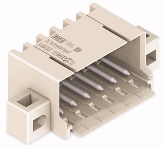 Stiftgehäuse-Platine 2091 Polzahl Gesamt 4 WAGO 2091-1424/005-000 Rastermaß: 3.50 mm 200 St.