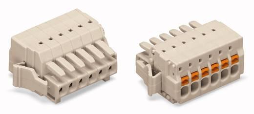 WAGO Buchsengehäuse-Kabel 2734 Polzahl Gesamt 3 Rastermaß: 3.50 mm 2734-103/037-000 100 St.