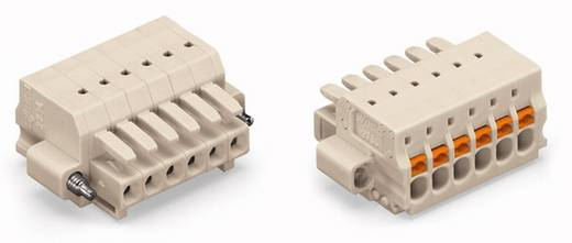 Buchsengehäuse-Kabel 2734 Polzahl Gesamt 5 WAGO 2734-105/107-000 Rastermaß: 3.50 mm 50 St.