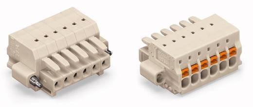 WAGO Buchsengehäuse-Kabel 2734 Polzahl Gesamt 12 Rastermaß: 3.50 mm 2734-112/107-000 50 St.