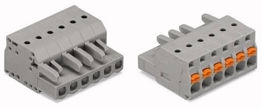 WAGO Buchsengehäuse-Kabel 2231 Polzahl Gesamt 15 Rastermaß: 5 mm 2231-115/026-000 25 St.