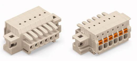 Buchsengehäuse-Kabel 2734 Polzahl Gesamt 12 WAGO 2734-112/031-000 Rastermaß: 3.50 mm 25 St.