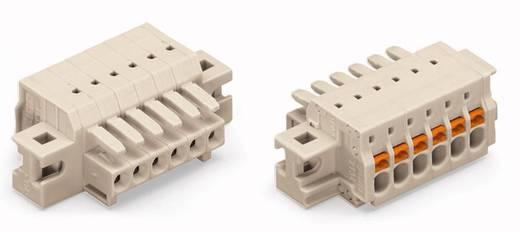 WAGO Buchsengehäuse-Kabel 2734 Polzahl Gesamt 8 Rastermaß: 3.50 mm 2734-108/031-000 50 St.