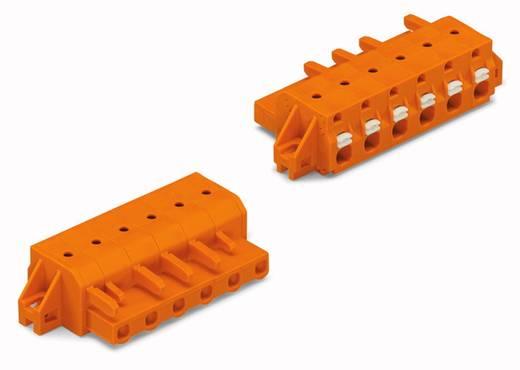 Buchsengehäuse-Kabel 2231 Polzahl Gesamt 11 WAGO 2231-711/031-000 Rastermaß: 7.62 mm 10 St.
