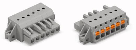 Buchsengehäuse-Kabel 2231 Polzahl Gesamt 6 WAGO 2231-106/031-000 Rastermaß: 5 mm 50 St.