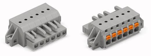 WAGO Buchsengehäuse-Kabel 2231 Polzahl Gesamt 22 Rastermaß: 5 mm 2231-122/031-000 10 St.