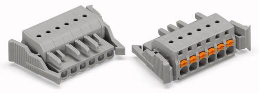 WAGO Buchsengehäuse-Kabel 2231 Polzahl Gesamt 24 Rastermaß: 5 mm 2231-124/037-000 10 St.