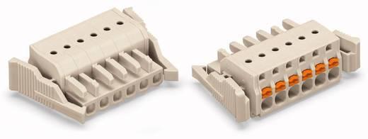 Buchsengehäuse-Kabel 2721 Polzahl Gesamt 10 WAGO 2721-110/037-000 Rastermaß: 5 mm 25 St.