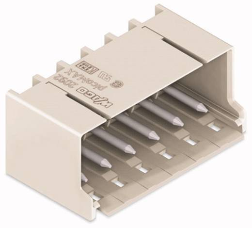 Stiftgehäuse-Platine 2092 Polzahl Gesamt 6 WAGO 2092-1426 Rastermaß: 5 mm 100 St.
