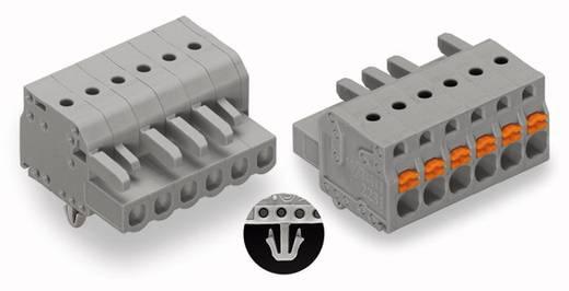 WAGO Buchsengehäuse-Kabel 2231 Polzahl Gesamt 23 Rastermaß: 5 mm 2231-123/008-000 10 St.