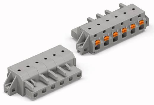 Buchsengehäuse-Kabel 2231 Polzahl Gesamt 2 WAGO 2231-202/031-000 Rastermaß: 7.50 mm 50 St.