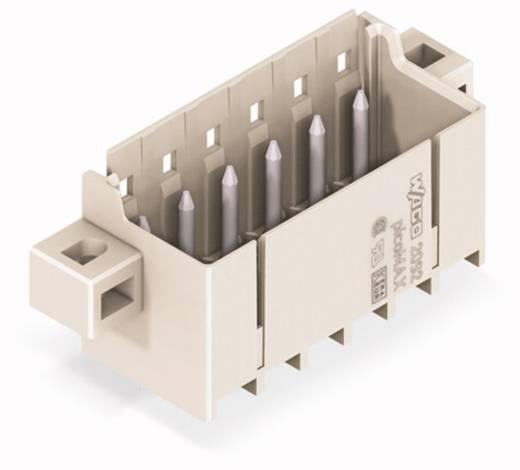 Stiftgehäuse-Platine 2092 Polzahl Gesamt 4 WAGO 2092-1404/005-000 Rastermaß: 5 mm 200 St.
