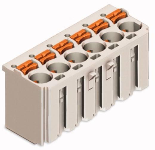 Stiftgehäuse-Platine 2092 Polzahl Gesamt 8 WAGO 2092-1128/000-5000 Rastermaß: 5 mm 100 St.