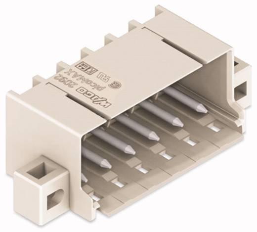 Stiftgehäuse-Platine 2092 Polzahl Gesamt 4 WAGO 2092-1424/005-000 Rastermaß: 5 mm 200 St.