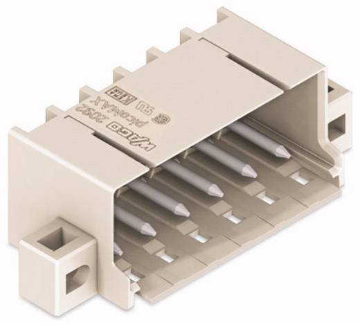 Stiftgehäuse-Platine 2092 Polzahl Gesamt 5 WAGO 2092-1425/205-000 Rastermaß: 5 mm 100 St.