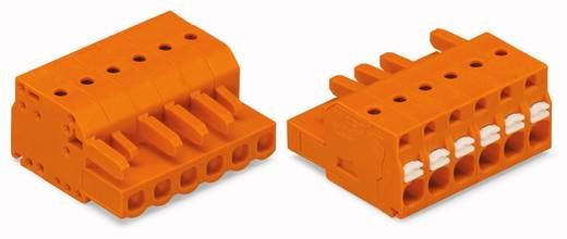 WAGO 2231-312/102-000 Buchsengehäuse-Kabel 2231 Polzahl Gesamt 12 Rastermaß: 5.08 mm 25 St.