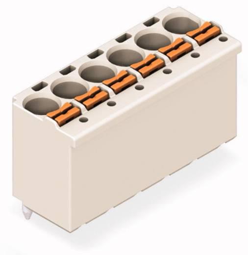Stiftgehäuse-Platine 2092 Polzahl Gesamt 10 WAGO 2092-1180/200-000 Rastermaß: 5 mm 100 St.