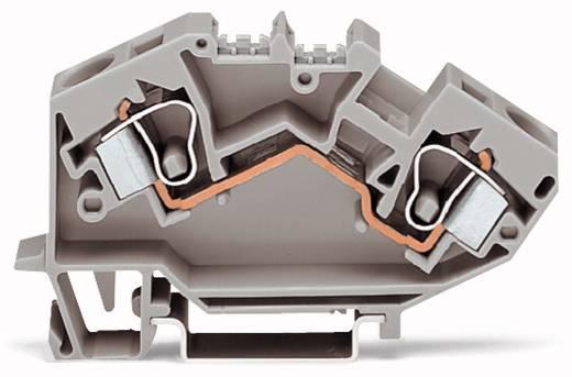 Durchgangsklemme 10 mm Zugfeder Belegung: L Grau WAGO 784-601 25 St.