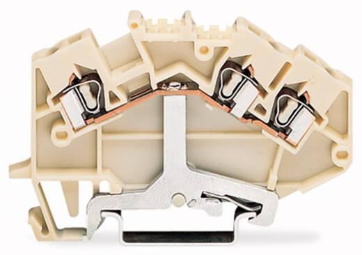 Schirmleiterklemme 5 mm Zugfeder Weiß WAGO 780-640 50 St.