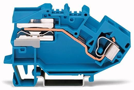 Trennklemme 10 mm Zugfeder Belegung: N Blau WAGO 784-613 25 St.